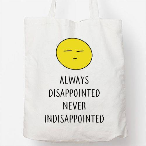 https://www.positivos.com/129882-thickbox/disappointed-bag-white.jpg