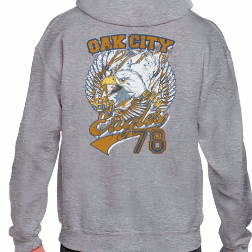 Camiseta - Oak City