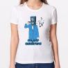 Camiseta chica - Music Addicted