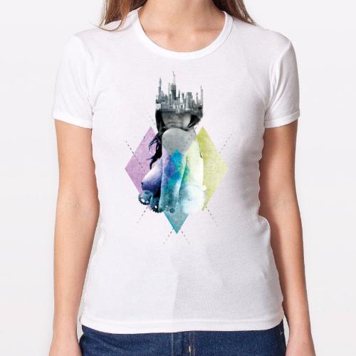 Camiseta chica - True Girl