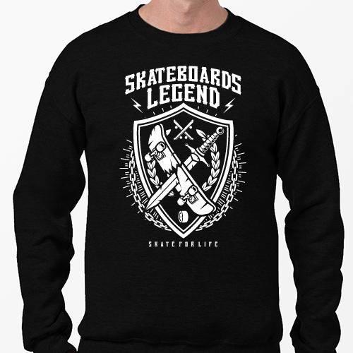 Skateboard Leyend
