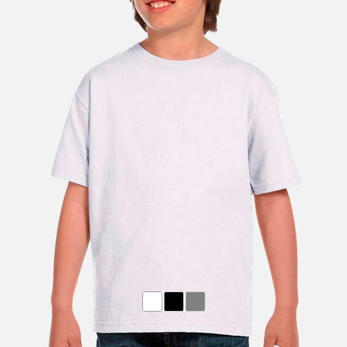 Camiseta niño/bebe personalizada - Blanca
