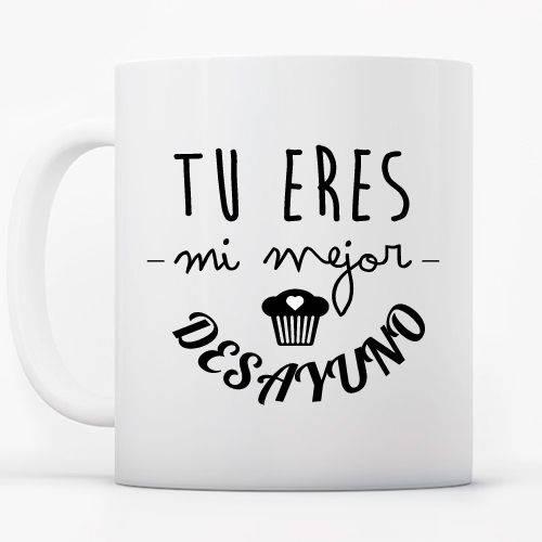 Eres mi mejor desayuno