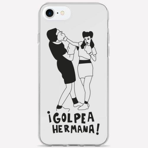 Funda Golpea Hermana