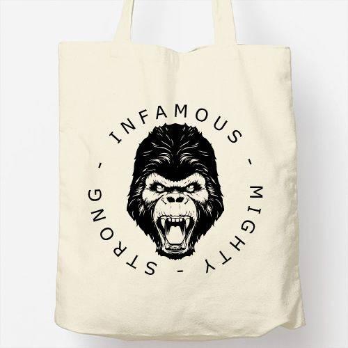 Infamous Gorilla