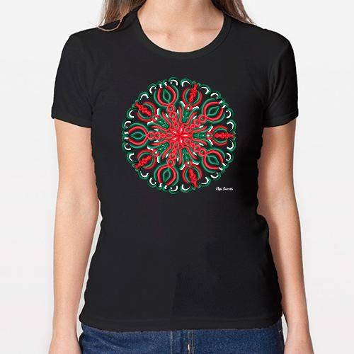 Quietud (Camiseta Damas)