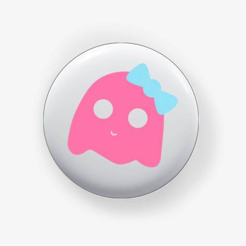 Chapa flancito rosa 2