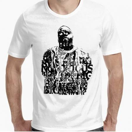 Camiseta - Notorious Big